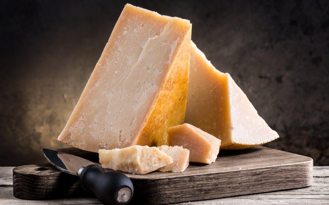 Come vendere formaggio italiano all'estero?
