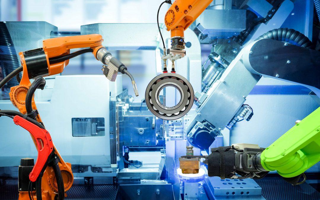 Export macchinari industriali: come vendere all'estero?
