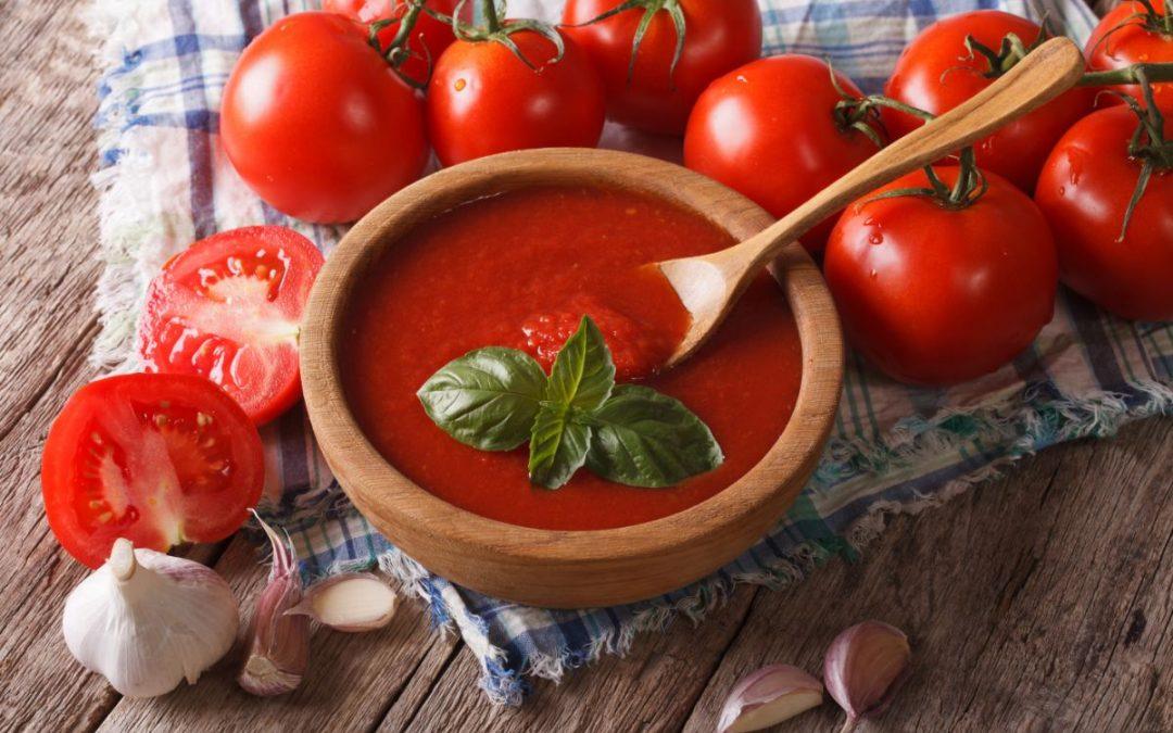 Italia al top nella vendita di pomodoro all'estero