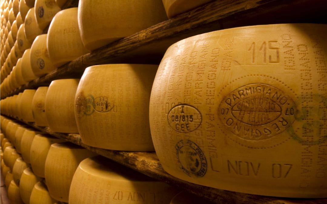 Il re dei formaggi: come vendere Parmigiano Reggiano all'estero?